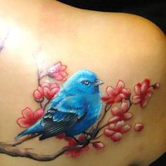 Many tattoo ideas for women commonly include filigree, animals, and flowers. These feminine designs accentuate the overall theme of a piece, even if i. Bird Tattoos Arm, Bird Tattoos For Women, Back Tattoo Women, Feather Tattoos, Tattoo Designs For Women, Body Art Tattoos, Hand Tattoos, Spine Tattoos, Feather Tattoo Design