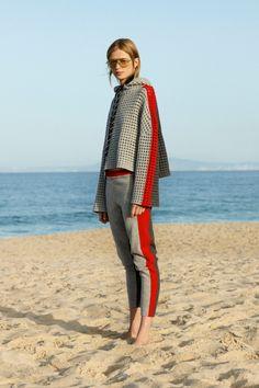 Zoë Jordan #VogueRussia #readytowear #rtw #springsummer2018 #ZoëJordan #VogueCollections