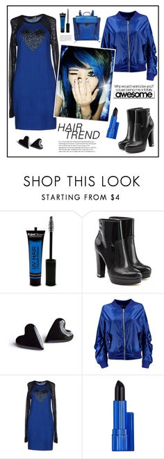 """""""Matching Hair!"""" by diane1234 ❤ liked on Polyvore featuring PaintGlow, MICHAEL Michael Kors, Boohoo, Love Moschino, Estée Lauder and 3.1 Phillip Lim"""