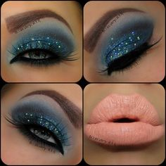 Midnight Madness https://www.makeupbee.com/look.php?look_id=86066