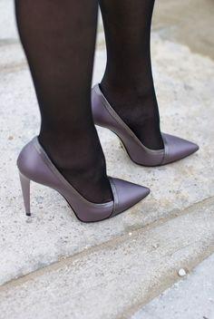 Fabi lilac pumps, Fashion and Cookies, fashion blogger