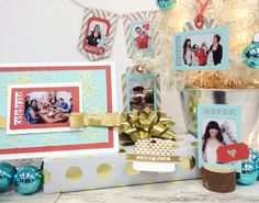 Sizzix is having a Flash Giveaway on their Facebook Page right now! They are giving away some of my Mini Photo Embellishing Dies. The Giveaway will end tomorrow, November 3 so hurry and check it ou…