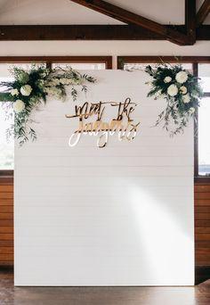 Having a DIY wedding photo booth? We've got a wedding photo booth for every wedding theme, from rustic photo booths to neon light photo booths.