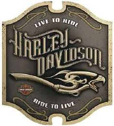 harley davidson signs graphics and comments