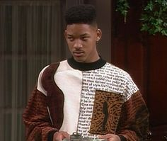 prince smith fresh will 1990 wow the bel air in of wow Will Smith in The Fresh Prince of Bel Air can find Fresh prince of bel air and more on our website Fresh Prince, Willian Smith, Prinz Von Bel Air, Julia Faria, The Smiths, Look Retro, 90s Aesthetic, Meme Faces, Celebs