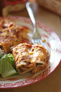 temp-tations® by Tara: Smokey Low-Fat Chicken Enchiladas: Lighter, Healthier Casseroles