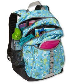 Bean's Explorer Backpack, Print. LLBean.com