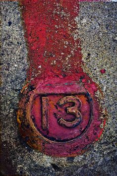 Number-13 by mike narciso