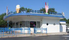 Original Frozen Custard, Lafayette by Indiana Landmarks, via Flickr