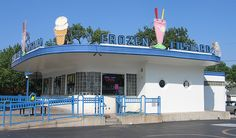 Original Frozen Custard, Lafayette by Indiana Landmarks, via Flickr