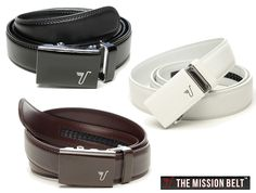 Buy a belt, feed a family. That's the concept behind The Mission Belt, a company that donates a dollar for every one of their stylish leather belts sold, wholesale and retail, to help hungry families worldwide become self-sufficient.