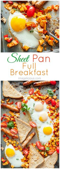 Sheet Pan Full Break