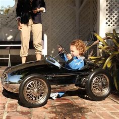 Limited Edition Pedal Car Racer, $639