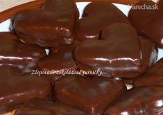 Zlepované čokoládové perníčky (fotorecept)