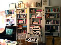 Billy Bookcases: Best of the Hacks | from Living Savvy
