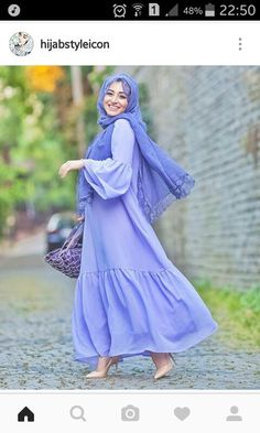 Perfect for summer Modest Dresses, Modest Outfits, Simple Dresses, Nice Dresses, Abaya Fashion, Modest Fashion, Muslimah Clothing, Moslem Fashion, Hijab Fashionista