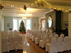 A gorgeous December wedding at the prestigious Waegwoltic Club in Halifax. #weddingwednesday
