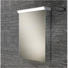Hib bathroom mirrors globe 60 mirror 80 x 60 x for Mirror 40 x 60