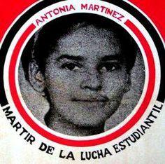 Nace en Arecibo el 22 de abril de 1949 y muere a manos de un oficial el 4 de marzo de 1970. Antonia era una estudiante de la Universidad de Puerto Rico en Río Piedras, encaminada a graduarse de un …
