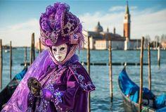Venice, Italy >>> Dove andare in vacanza a febbraio in Italia: le principali manifestazioni >>> http://www.piuvivi.com/viaggi-e-vacanze/dove-andare-vacanza-febbraio-localita-eventi-italiani.html <<<