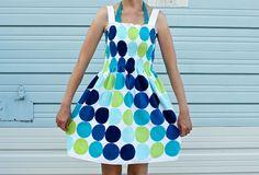 Explicación de como hacerte un vestido playero.