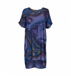 Simples Dress Índigo  #renatobolanho #orum #slowfashion #newmakers #wellness