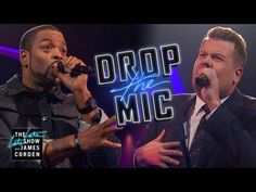 The Late Late Show with James Corden : Drop the Mic w/ Method Man