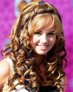 Tremendous 1000 Images About Curly Hair Styles On Pinterest Hairstyles Hairstyle Inspiration Daily Dogsangcom