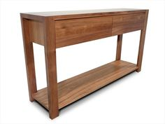 4 drawer console table - Google Search