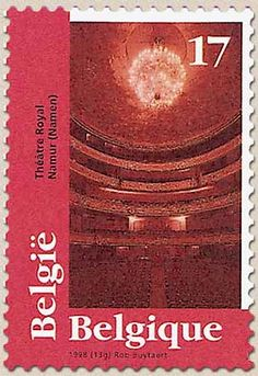 belgian stamps Tourisme : European Monuments Day.Namur