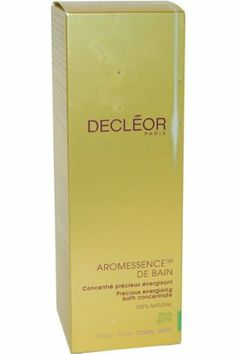 Amazon.com: Decleor Aroma Cleanse Body Aromessence de Bain Energizing Bath Concentrate 3.3 oz.: Beauty