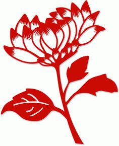 Silhouette Online Store - View Design #54830: chinese paper cut small mum