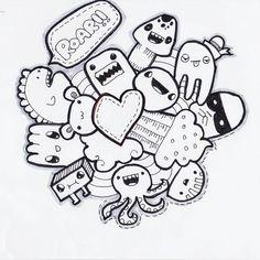 """""""#doodle"""""""