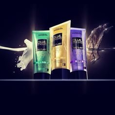 NEW Dual Stylers from L'Oreal Professionnel - LOVE!