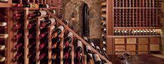 Prestige Series wine cellar racks are the best wine rack kits for building a wine cellar or room. Highest quality wooden wine racks handmade in America. Corner Wine Rack, Wine Cellar Racks, Made In America, Kit, Bottle, Flask, Jars