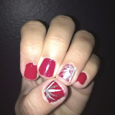 Fire work nails!