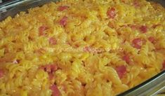 Božské těstoviny s cuketou | recept Macaroni And Cheese, Food And Drink, Cooking Recipes, Pasta, Ethnic Recipes, Kitchen, Mac And Cheese, Cooking, Chef Recipes