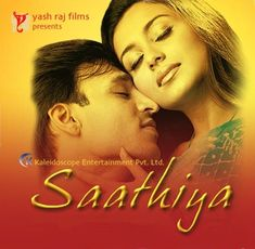 Saathiya Hindi Movie Online - Rani Mukerji, Vivek Oberoi, Tanuja and Shahrukh Khan. Directed by Shaad Ali. Music by A. R. Rahman. 2002 Saathiya Hindi Movie Online.