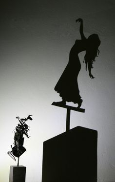 Incredible Shadow Art Cast Through Iron Sculptures - My Modern Metropolis