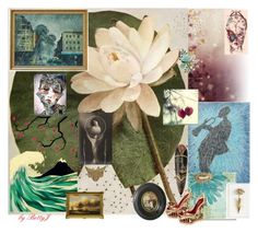 """""""Art is Everywhere"""" by betty-powell ❤ liked on Polyvore featuring art"""