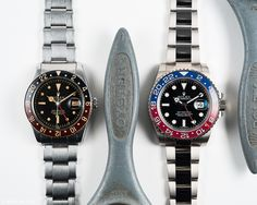 Old & New - Rolex GMT-Master 'Pepsi'
