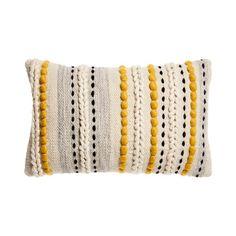 Home Republic – Jells Cushion Senf – Haushaltswaren Kissen – Adairs Online - Cushions Boho Throw Pillows, Yellow Throw Pillows, Yellow Cushions, Boho Cushions, Decorative Cushions, Diy Pillows, Accent Pillows, Mustard Bedroom, Scraps Quilt
