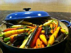 Rainbow Carrots - Easter Brunch 2014 at Hyatt Regency Crystal City