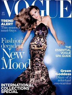KATE MOSS is the world's most prolific Vogue cover girl – with thirty British Vogue covers, 16 Vogue Paris covers, and five for US Vogue. Since 1993 she has been one of the world's most recognisable models – and her versatility has seen her grace Vogue Vogue Magazine Covers, Fashion Magazine Cover, Fashion Cover, Vogue Covers, Vogue Uk, Vogue Paris, Kate Moss, Moss Fashion, Fashion Beauty