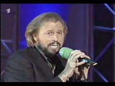 Bee Gees - Alone & Still Waters / Live