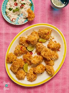 Mexican Chicken Nuggets - Pinch Of Nom Chicken Nugget Recipes, Chicken Nuggets, Clean Eating Recipes, Cooking Recipes, Batch Cooking, Lunch Recipes, Yummy Recipes, Slimmers World Recipes, Slimming World Recipes Syn Free