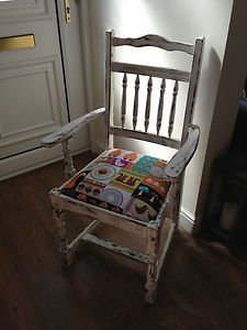 Our Place   Refurbished Chair | Decorations | Pinterest | Refurbished Chairs