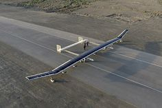 Modern Science: China has released a massive solar-powered drone....