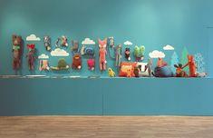 Final week of K+ Donna Wilson Exhibition in Singapore