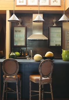Kitchen inspiration from Barry Dixon's new book 'Barry Dixon Inspirations'